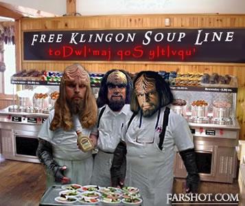 Even mirror universe klingons don't smile...