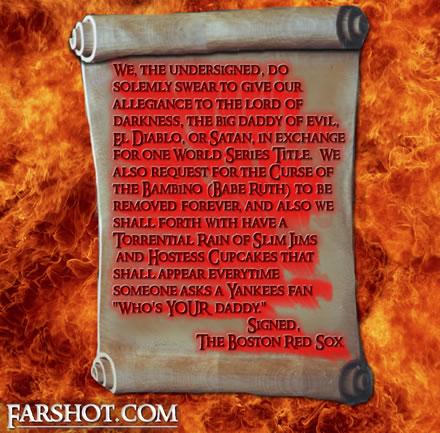 El Diablo's Damnable Deed...