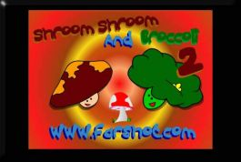 Wrong Turn.  Shroom and Broccoli are getting more animated!